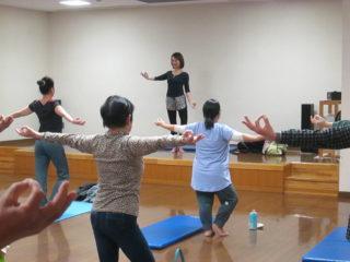 美・姿勢Yoga